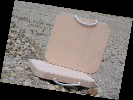 Special:  McCausey Outrigger Pads