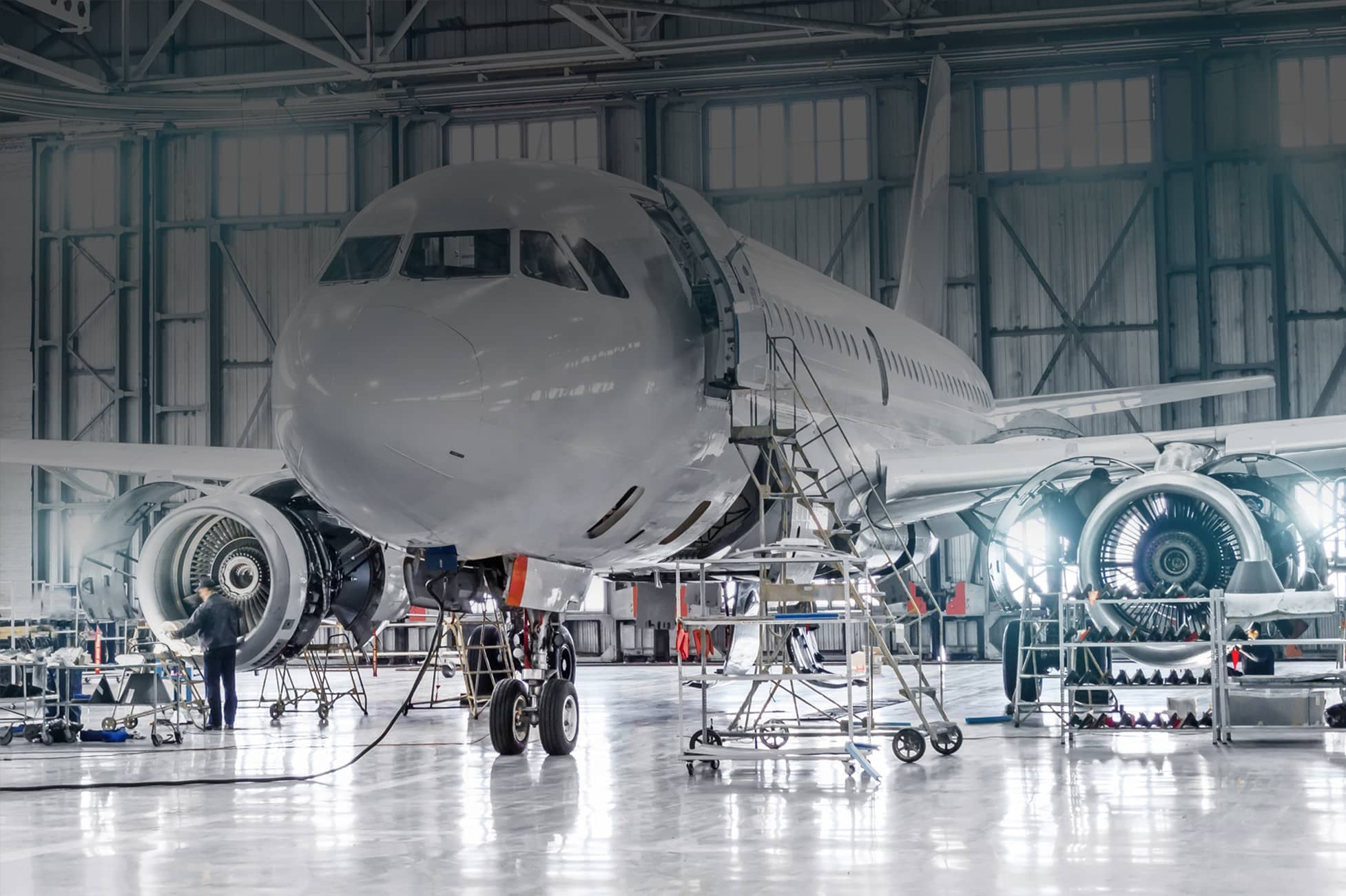 McCausey provides the highest quality specialized materials for aerospace model making